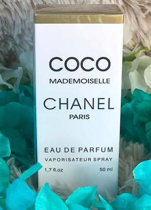 Perfume chanel coco mademoiselle