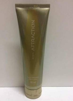 Loção hidratante attraction avon 90ml