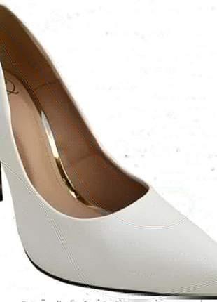Sapatos femininos scarpins noivas modernas