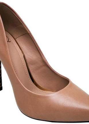 Sapatos femininos scarpins salto 11 cm