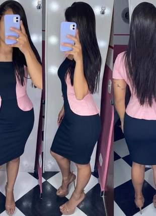 Vestido saias roupas femininas cristã igreja gospel lindo promoção