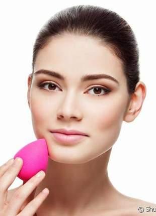 Esponja facial para base - gota egg