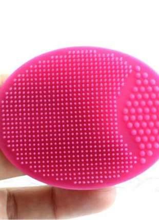 Esponja de silicone limpeza de pincéis