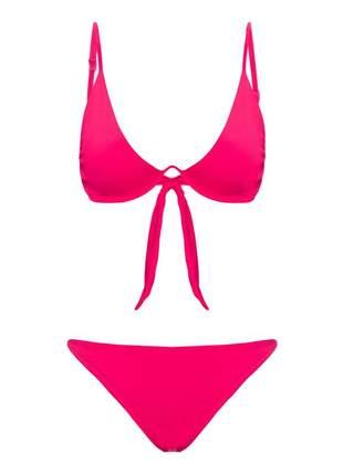 Biquíni aro pink