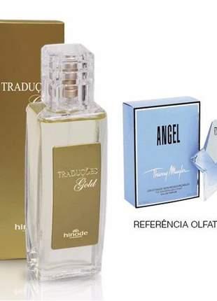 Perfume traduções gold nº 10 angel -100 ml