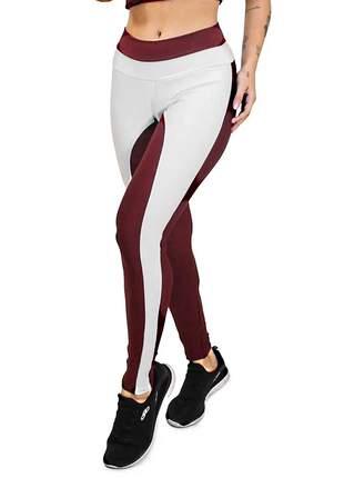 Calça legging lineup estilosa moda fitness academia:)