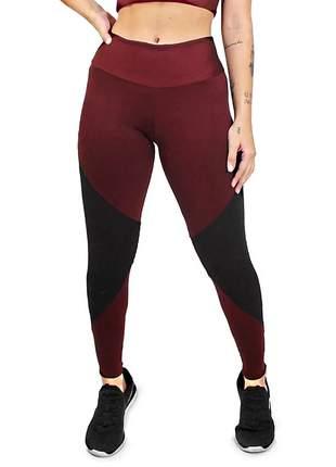Calça legging lisa moda feminina fitness academia:)