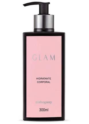 Hidratante glam 300ml mahogany