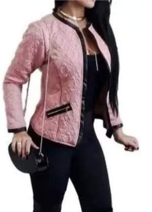 Blazer jaqueta jacquard
