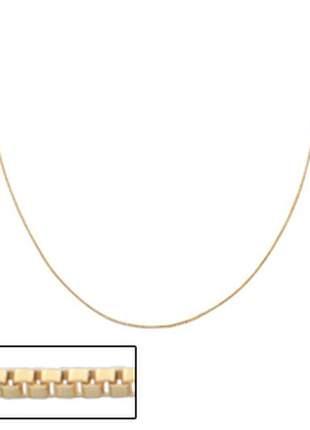 Rommanel corrente fio veneziana 6mm 42 cm