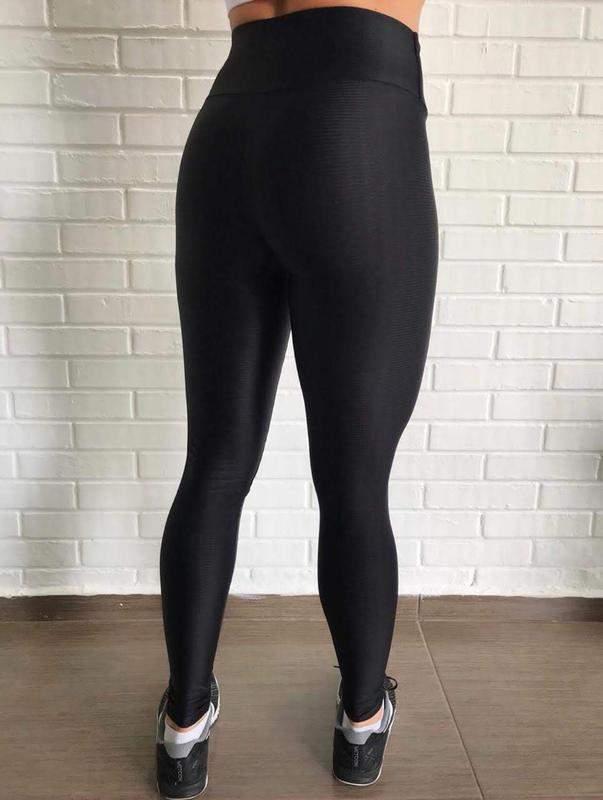 479253a35 ... Calça legging preta cirre 3d metalizada feminina para academia new zig   blackfriday2 ...