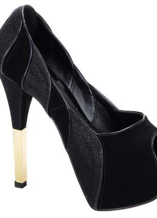 Sapato meia pata festa