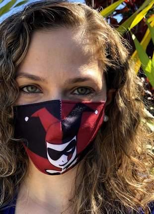 Máscara da alerquina | a melhor do mercado com 3 camadas e com normas da oms