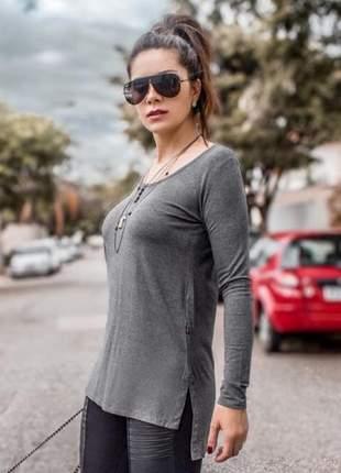 Blusa vest legging viscolycra
