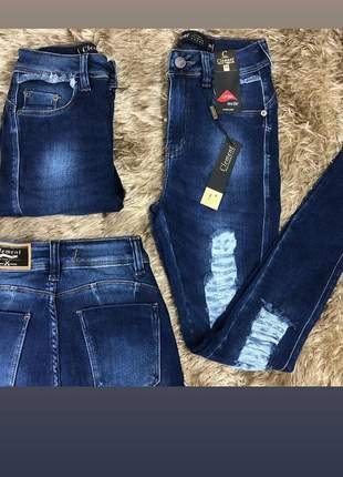 Calca destroyid jeans