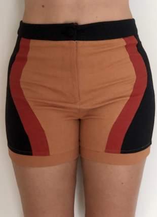Shorts viscolinho