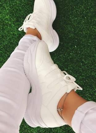 Tênis sneaker casual feminino