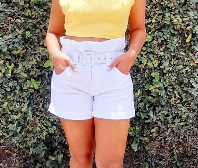 Ruca Store / Shorts clochard