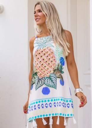 Vestido abacaxi summer