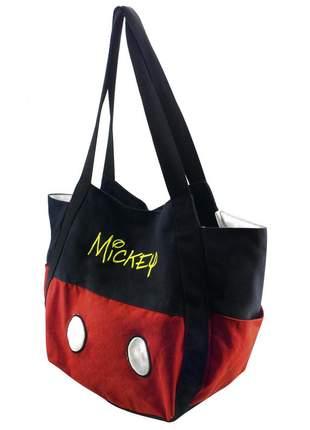 Bolsa roupa mickey - disney