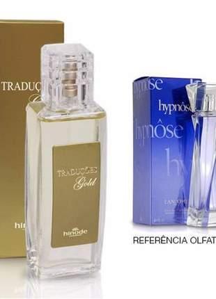 Perfume traduções gold nº 21 - hypnose hinode - 100 ml