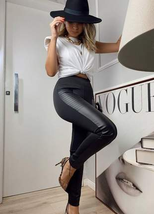 Calça legging skinny