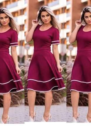 Vestido feminino evangélico preço de fábrica qualidade importado promoção