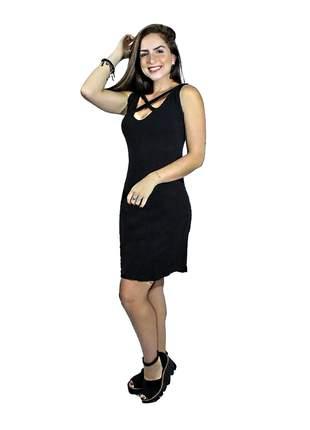 Vestido feminino social godê deco em x moda charmoso entrega imediata