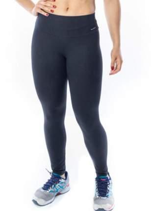 Calça legging fitness poliamida alta compressão