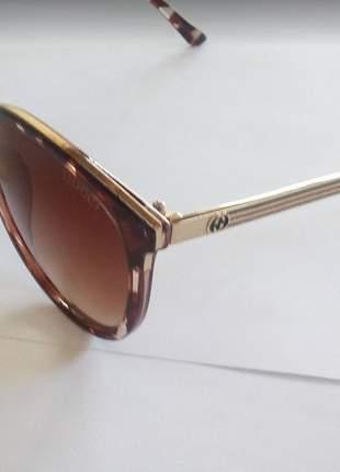 Óculos de sol  tendência nova moderna  feminino tigrado