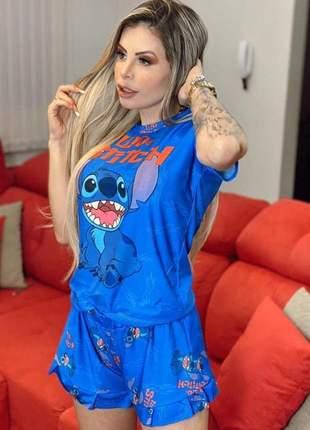 Pijama personagens