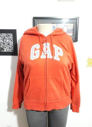 Moletom gap plus size