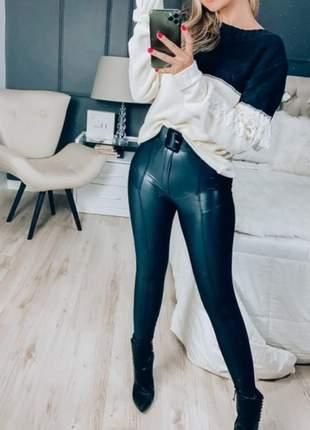 Calça skinny glam