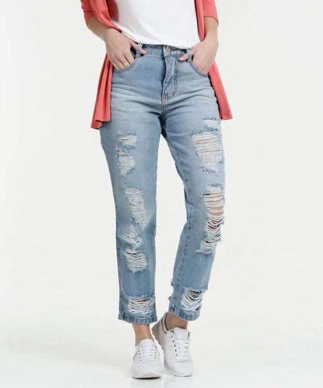 035b45fca Calça feminina jeans cigarrete lançamento biotipo 2019 - R$ 139.00 ...
