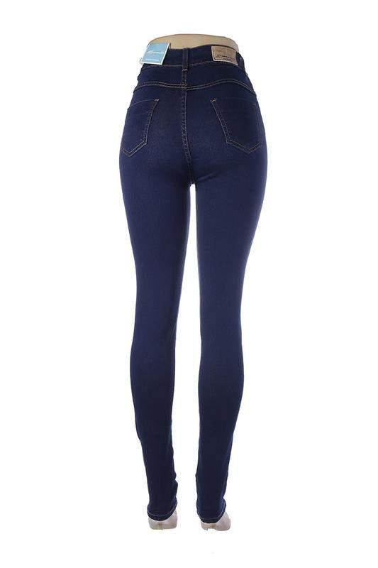 5f54463b4 Calça jeans feminina super lipo sawary cintura alta - R$ 129.00 (com ...