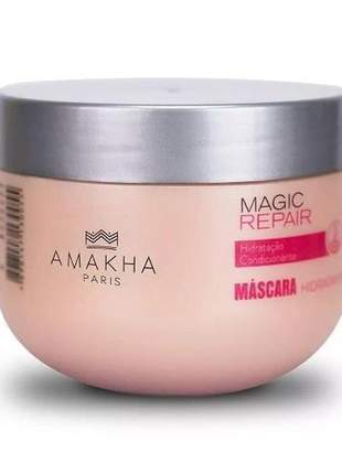 Magic repair máscara hidratante efeito teia 280g