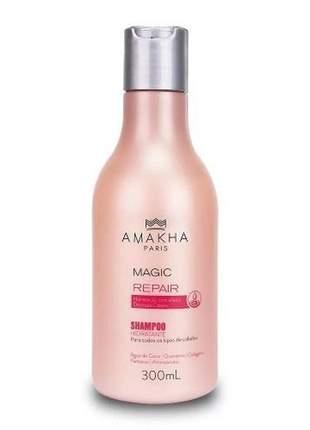 Magic repair shampoo hidratante 300ml