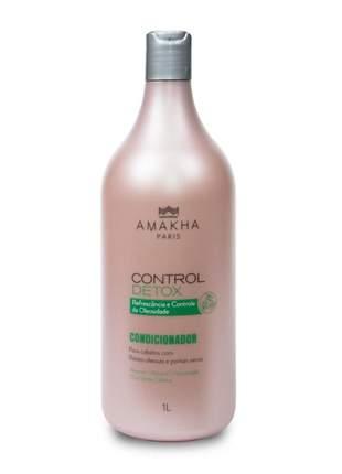 Condicionador control detox 1l amakha paris