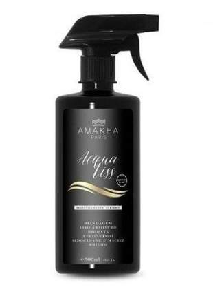 Acqua liss - blindagem - 500 ml amakha paris
