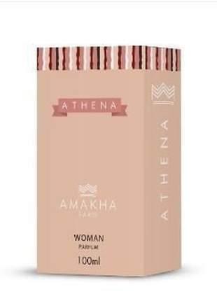 Athena - perfume feminino - 100ml amakha paris