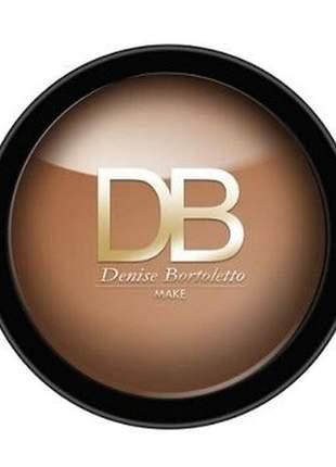 Pó iluminador compacto 10g - bronze pearl - dourado claro