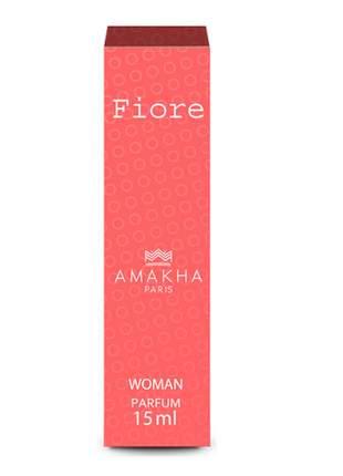 Perfume feminino de bolso fiore 15 ml amakha paris - parfum