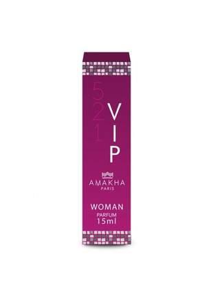 Perfume feminino 521 vip amakha paris 15ml - parfum