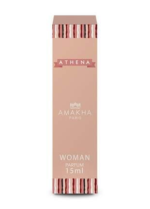Perfume feminino athena 15 ml amakha paris - parfum