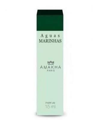 Perfume feminino águas marinhas 15 ml amakha paris - parfum