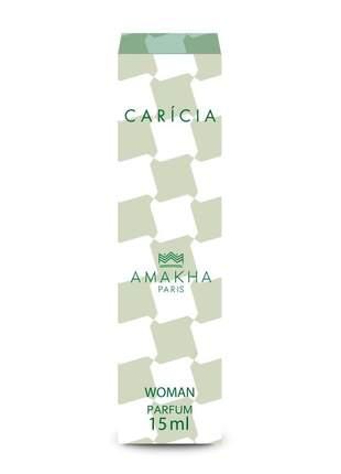 Perfume feminino carícia 15 ml amakha paris - parfum