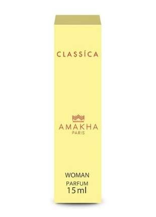 Perfume feminino clássica 15 ml amakha paris - parfum