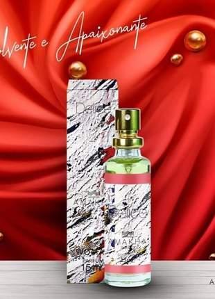 Perfume de bolso feminino delíce 15 ml amakha paris - parfum