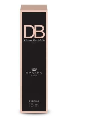 Perfume feminino de bolso db 15 ml amakha paris - parfum