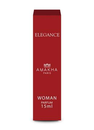 Perfume feminino elegance 15 ml amakha paris - parfum